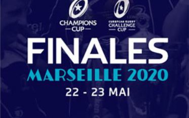 MArseille - RUGBY FINALE CHAMPIONS CUP