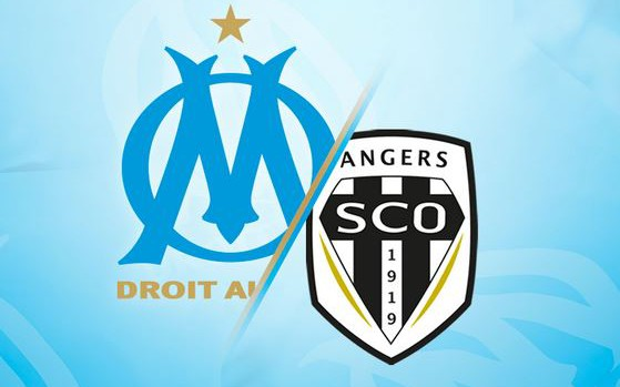 MArseille - OM - ANGERS