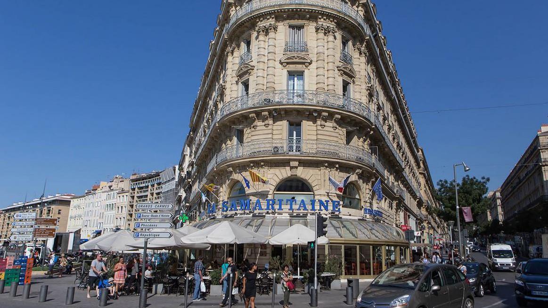 Marseille - La Samaritaine