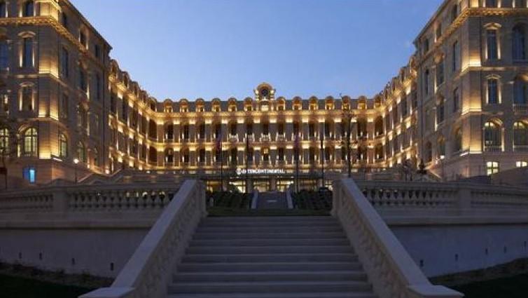 Marseille - L'Alcyone - Hôtel Dieu