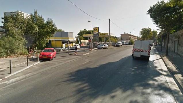 Agip Pont De Vivaux Stations Services Marseille