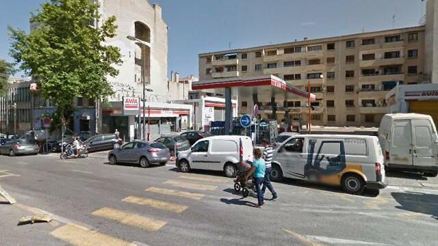 Marseille - Avia Joliette