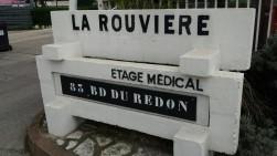 Bureau de poste La Rouvière