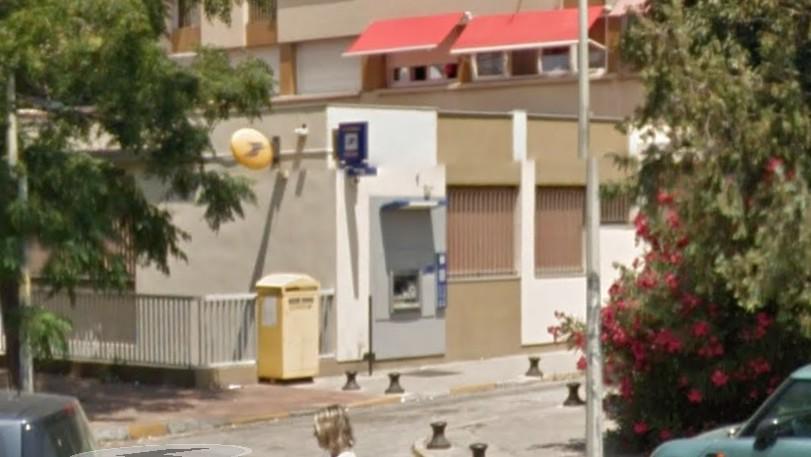 Marseille - Bureau de poste Ste Marguerite