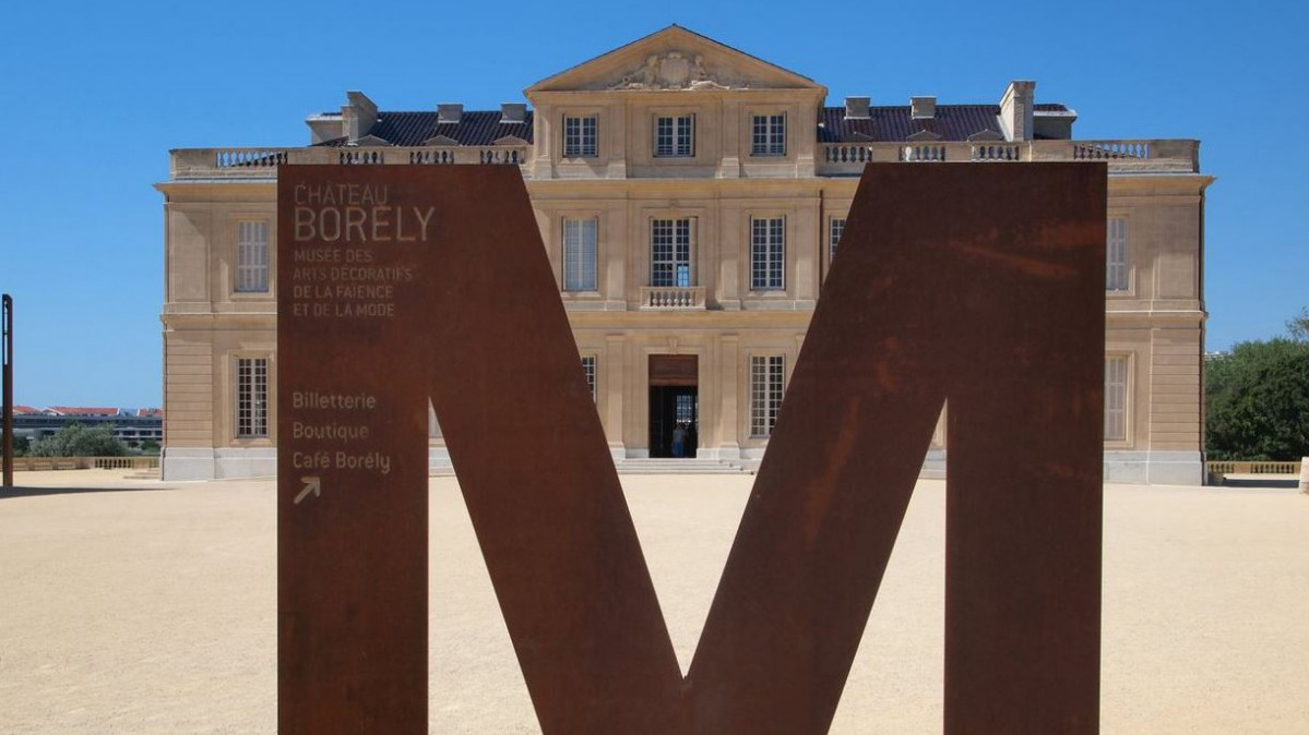 Marseille - Chateau Borely