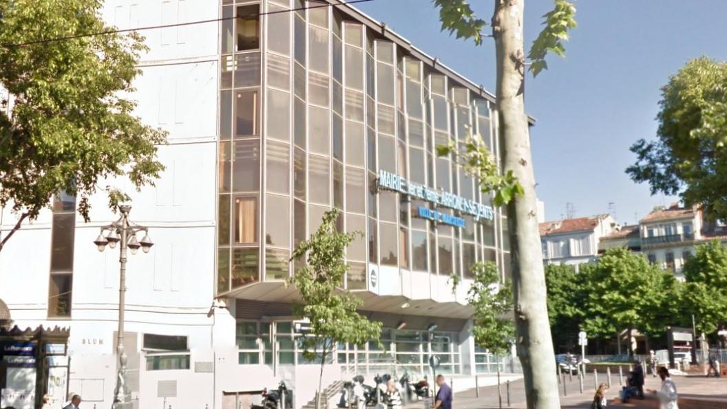 Marseille - Mairie des 1er- 7ème arrdts