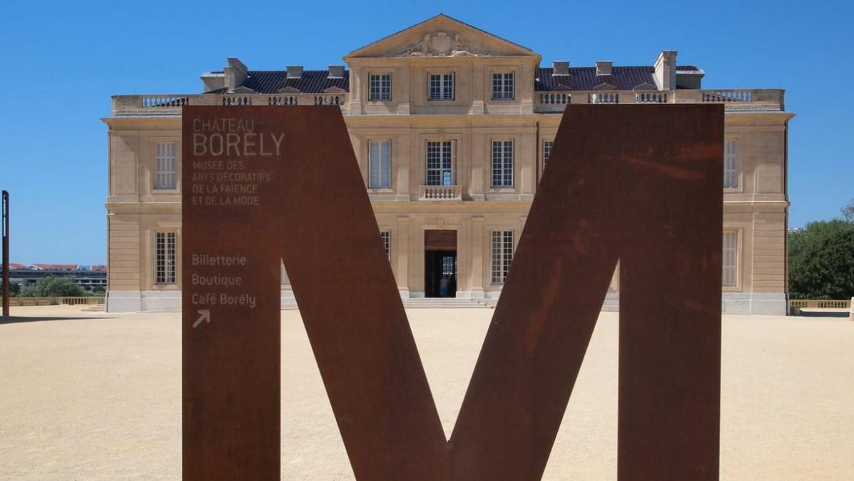 Marseille - Musée Arts Déco et Mode