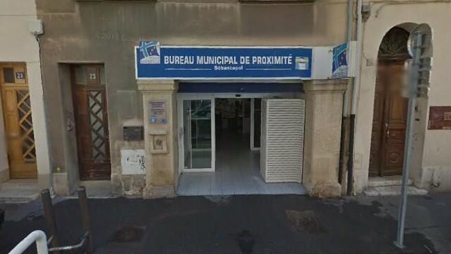 Marseille - Bureau de Proximité Sébastopol