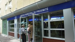 Bureau de Proximité Bonneveine