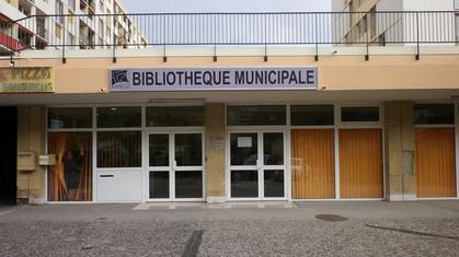 Marseille - Bibliothèque de la Grognarde