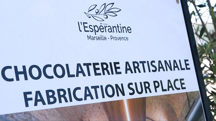 Marseille - L'Espérantine de Marseille