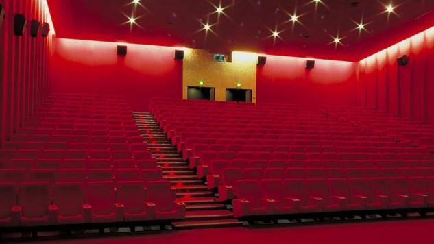 Marseille - Cinéma des 3 Palmes