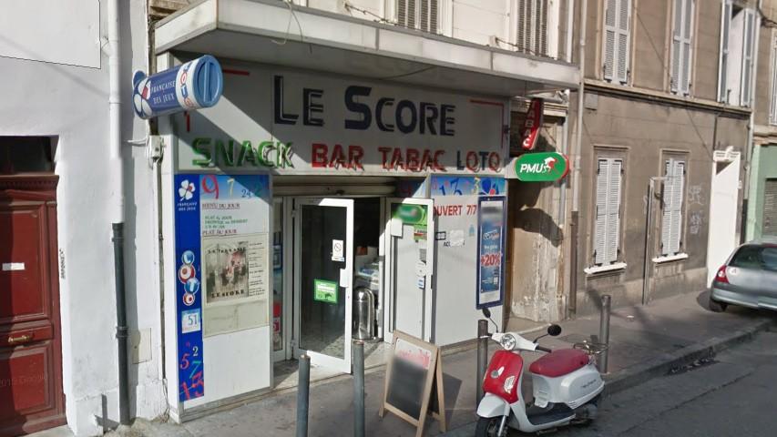 Marseille - Le Score