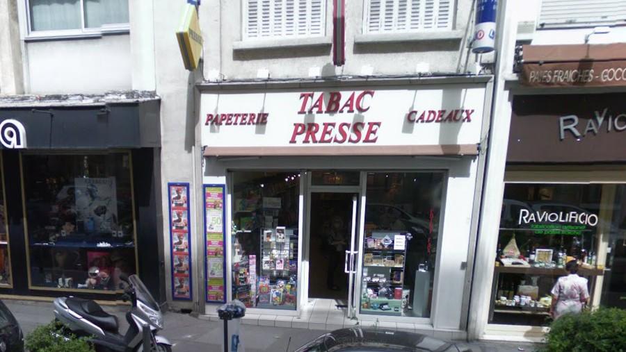 Marseille - Tabac Pacaud