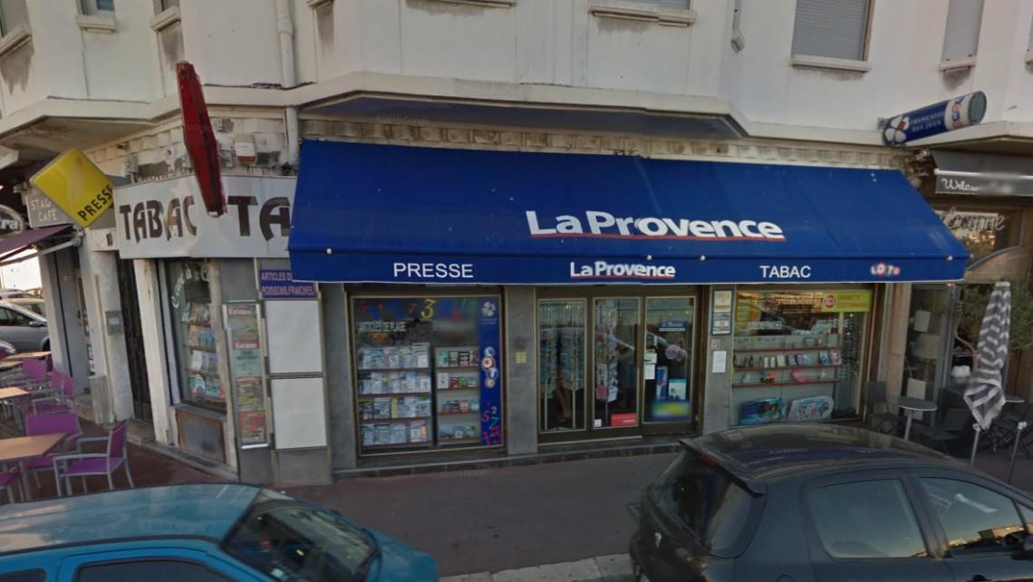 Marseille - Tabac des Catalans