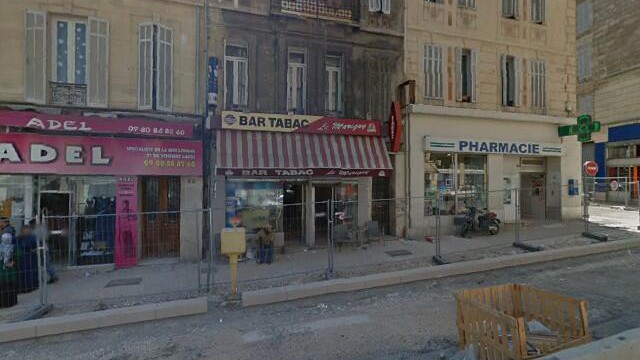 Marseille City Life - Bar Tabac le Marigny