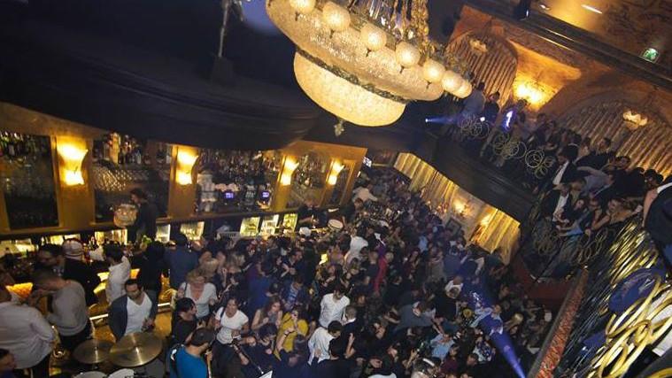 Marseille - Le Palais de la Major - Clubbing
