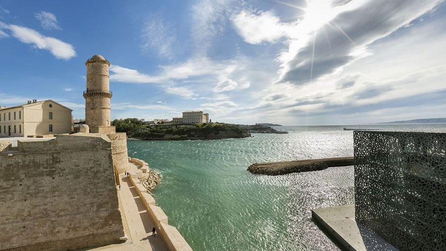 Marseille - Le MUCEM