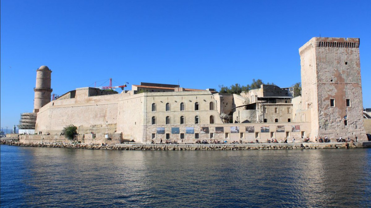Marseille - Le Fort Saint Jean