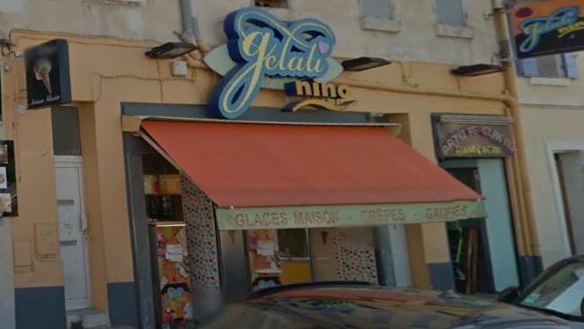 Marseille - Gelati Nino - Pointe Rouge