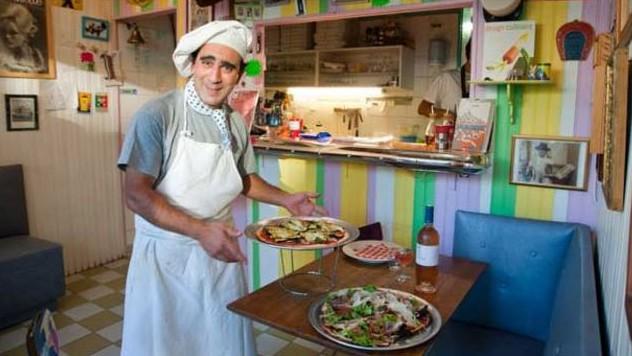 Marseille - Pizzeria L'Eau à la Bouche