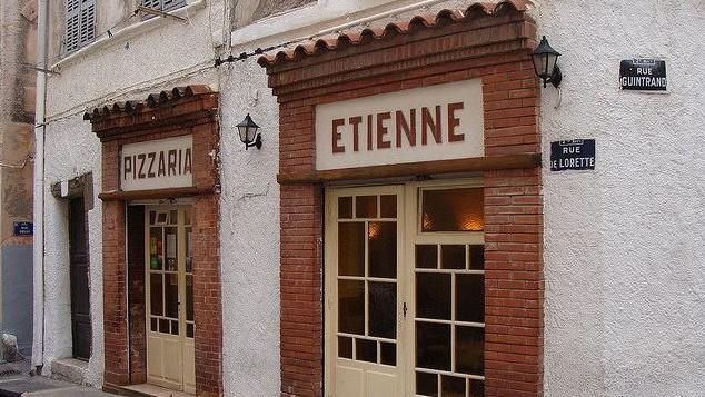 Marseille - Chez Etienne