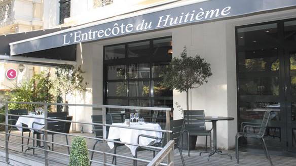 Marseille - L'Entrecote du Huitième