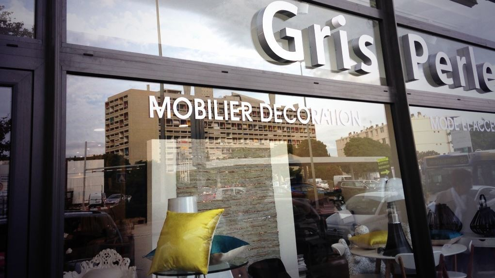 Marseille - GRIS PERLE Saint Anne