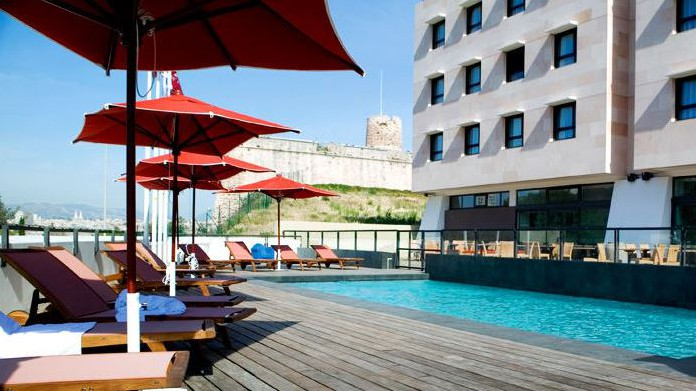 Marseille - New Hotel Of Marseille ****