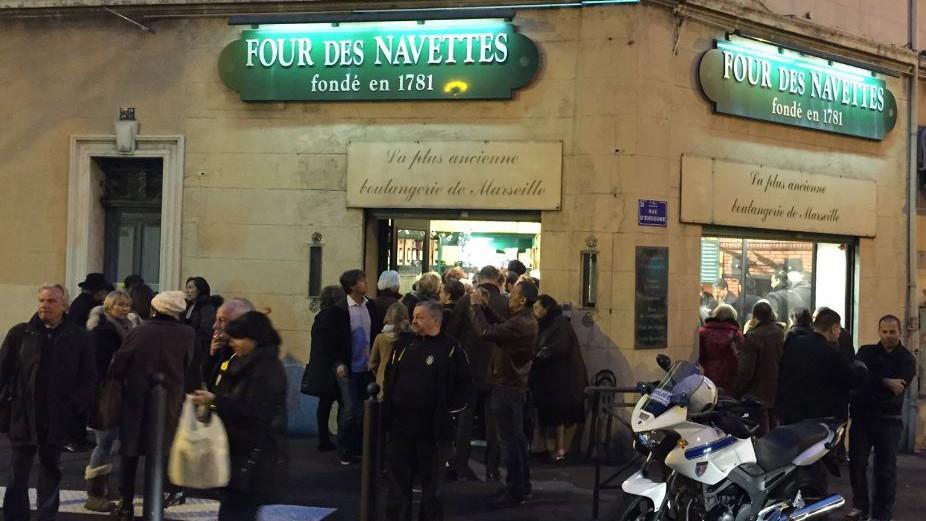Marseille - Le Four des Navettes