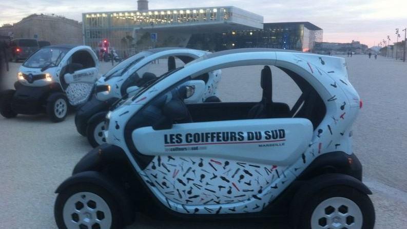 Marseille - Coiffeurs du Sud Bonneveine