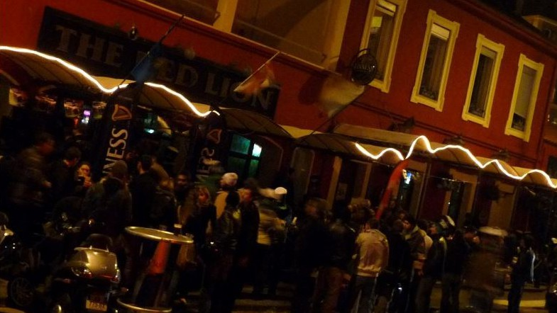 Marseille - The Red Lion