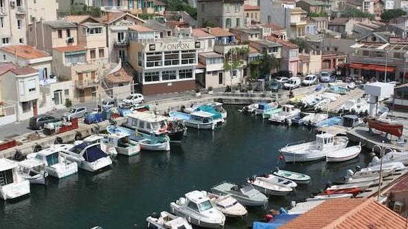 Marseille - Les Cabanons de Fonfon