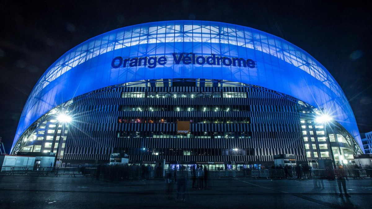 Marseille - ORANGE VELODROME
