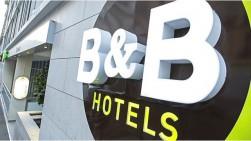 B&B Hôtel Marseille La Joliette