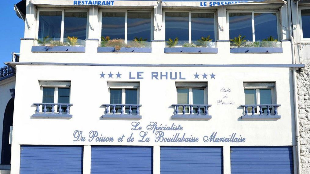 Marseille City Life - Le Rhul Restaurant