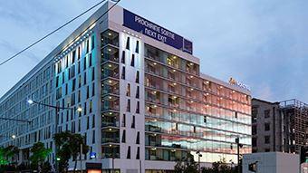 Marseille - Novotel Suites Centre Euromed