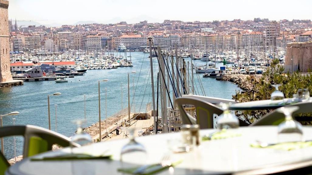Marseille - Le Chalet du Pharo