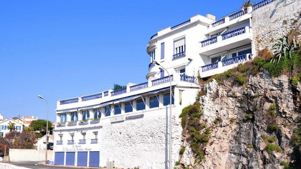 Marseille - L'Hôtel  Le Rhul