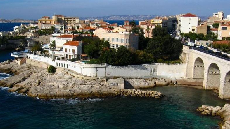 Marseille - Plage de la Fausse Monnaie