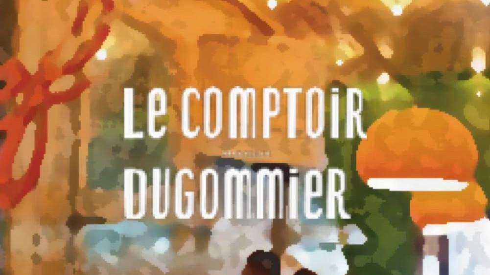 Marseille - LE COMPTOIR DUGOMMIER