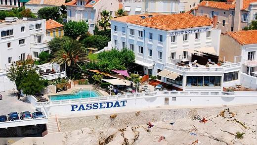 Marseille - Le Petit Nice – Passedat