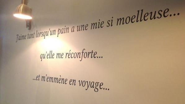Marseille - Dame Farine