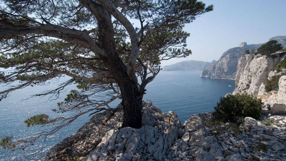 Marseille - Le Parc National des Calanques