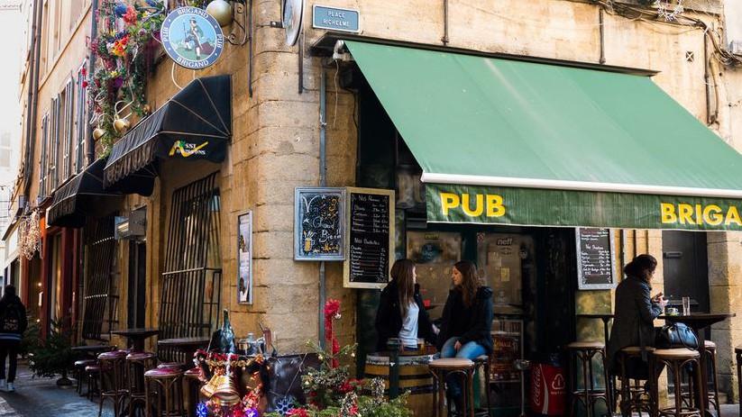 Marseille - Le Brigand Aix-en-Provence
