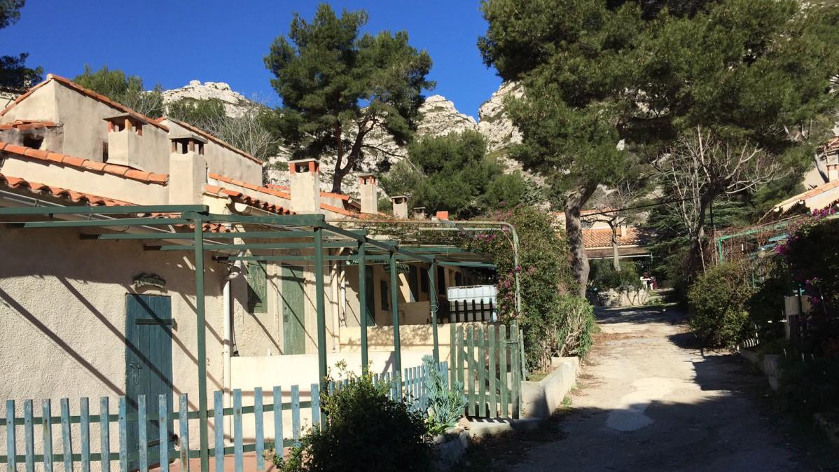 Marseille - La Calanque de Sormiou