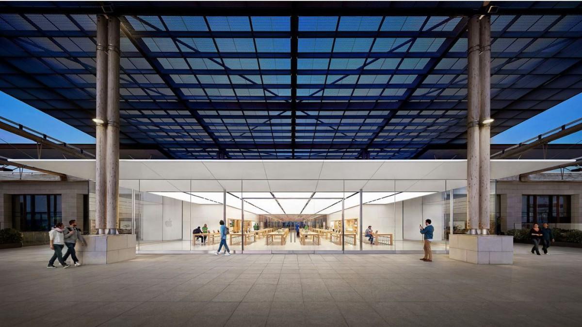 Marseille - Apple Store Marseille