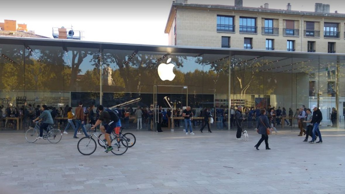 Marseille City Life - Apple Store Aix-en-Provence