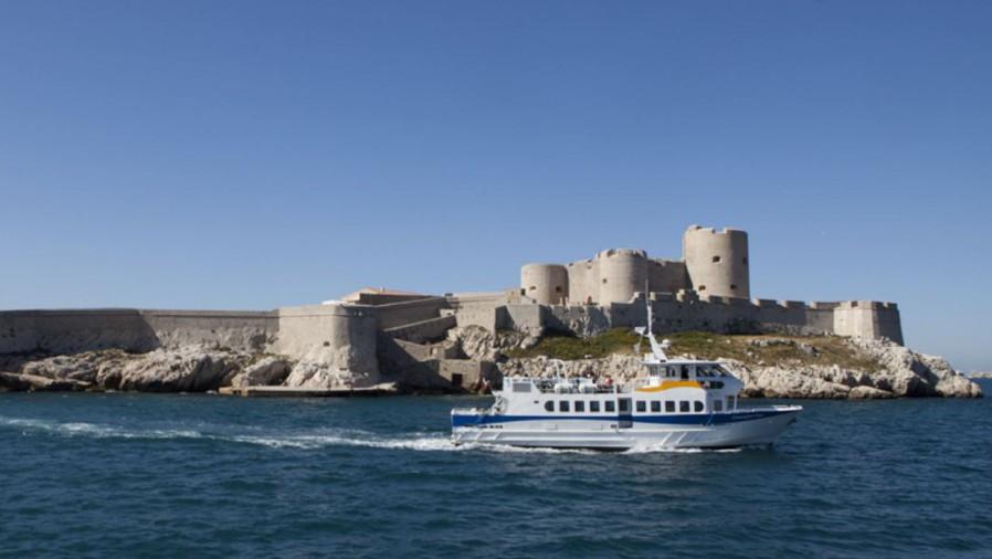 Marseille - Les Îles du Frioul