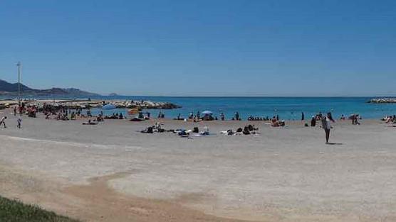 Marseille - Plages du Prado